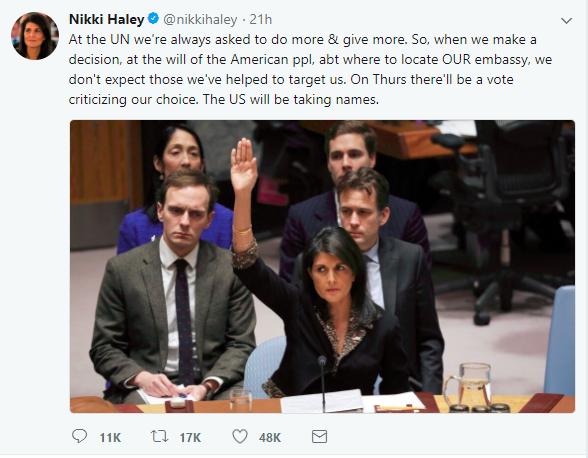NikkiHaleyTweet